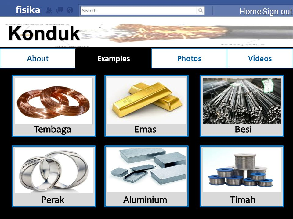 Konduk tor Home Sign out Sign out AboutExamplesPhotosVideos