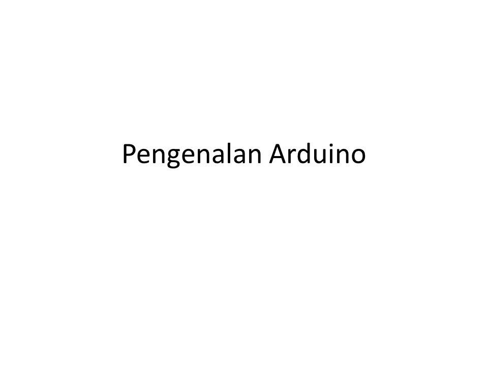 Pengenalan Arduino