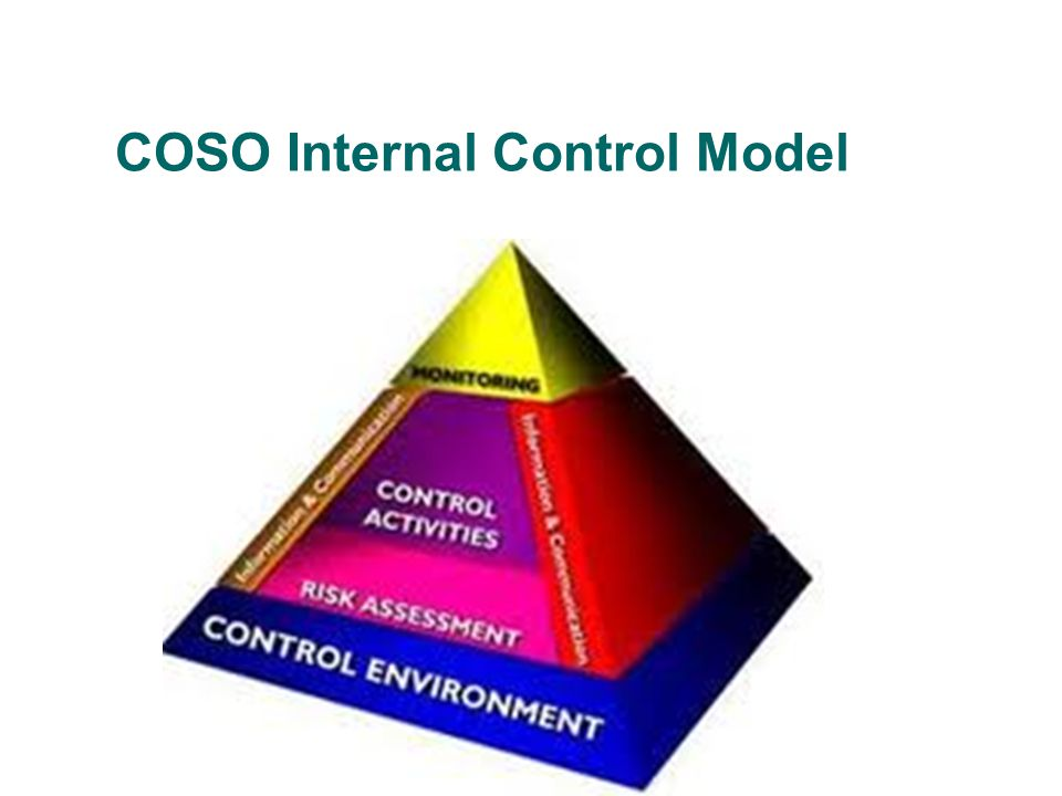 COSO Internal Control Model