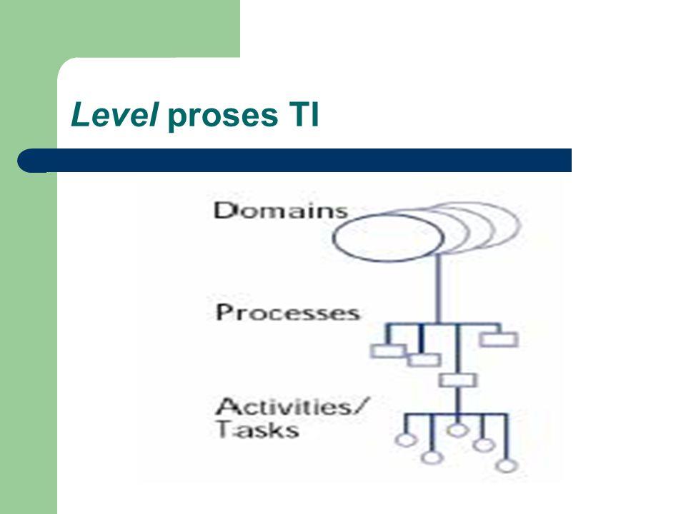 Level proses TI
