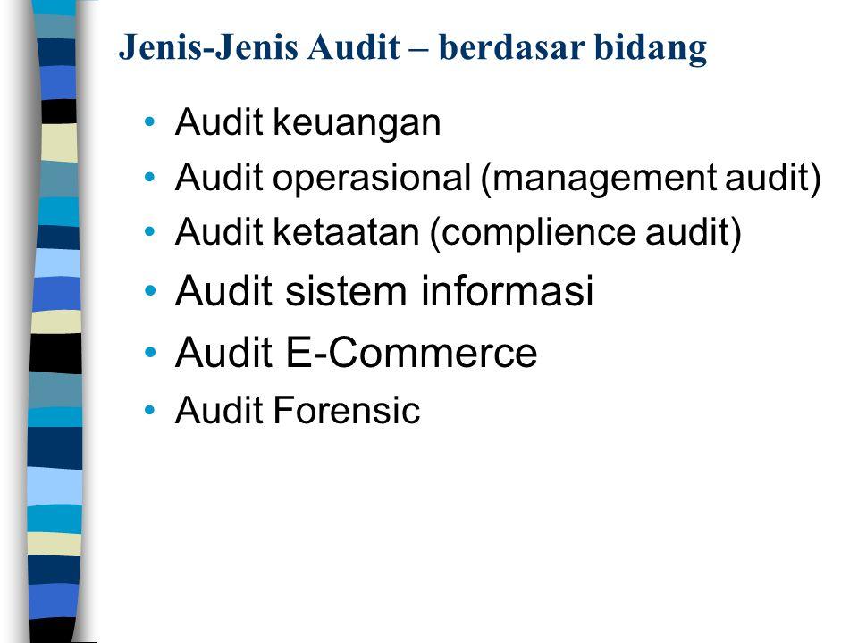 Audit Laporan Keuangan Berbasis Teknologi Informasi Tujuannya yaitu memeriksa kesesuaian financial statements dengan standar akuntansi keuangan dan ada tidaknya salah saji material pada laporan keuangan.