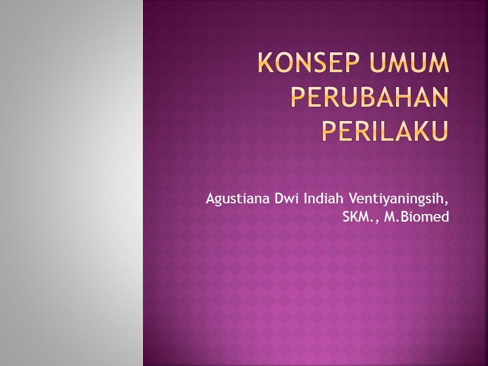 Agustiana Dwi Indiah Ventiyaningsih, SKM., M.Biomed