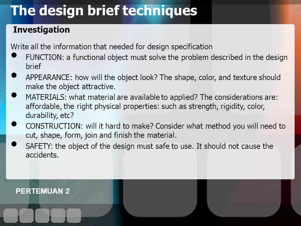 Web sites http://theartofinnovation.com/ http://www.designworksusa.com/home/ References W.M.Pena, Steven A.