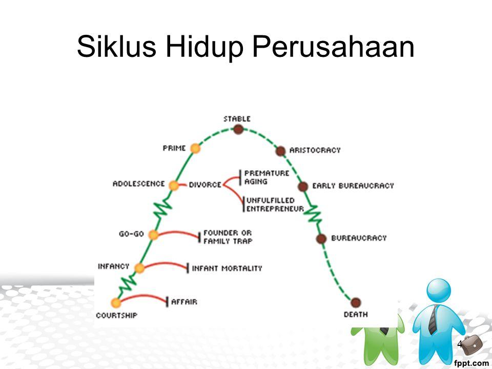 Siklus Hidup Perusahaan 4