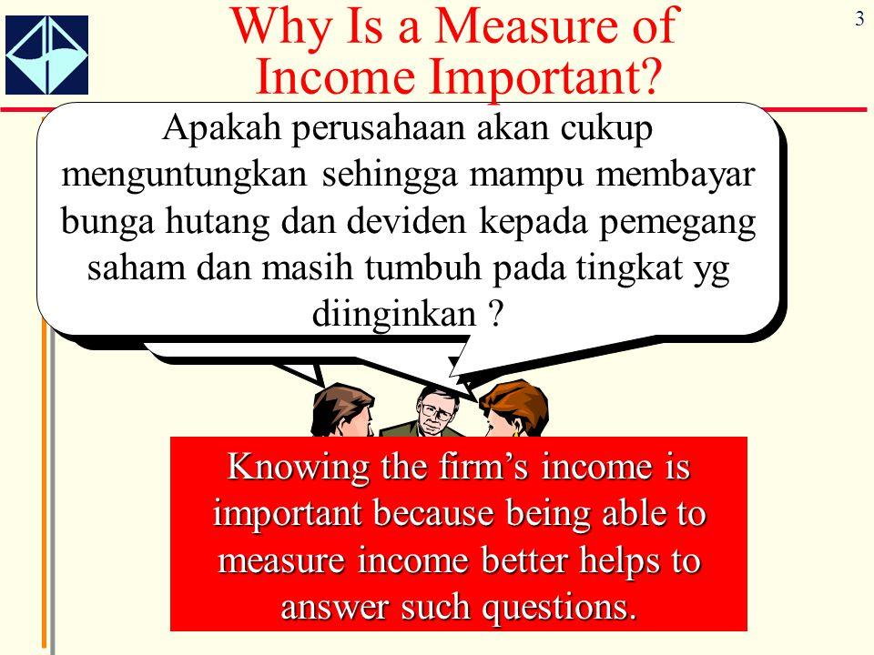 34 Laba Komprehensif Comprehensive income is angka yang digunakan untuk menunjukkan semua nilai perubahan kekayaan selama satu periode.