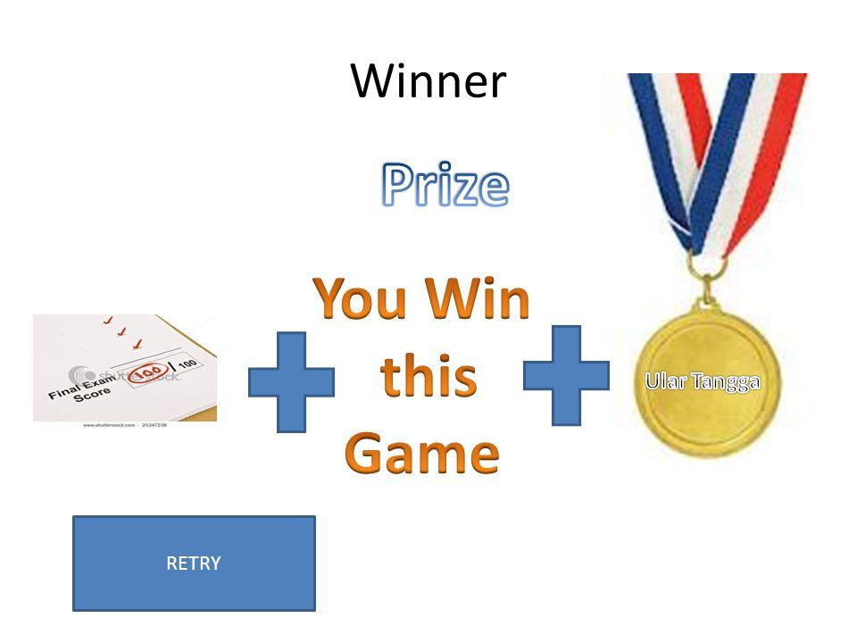 Winner RETRY