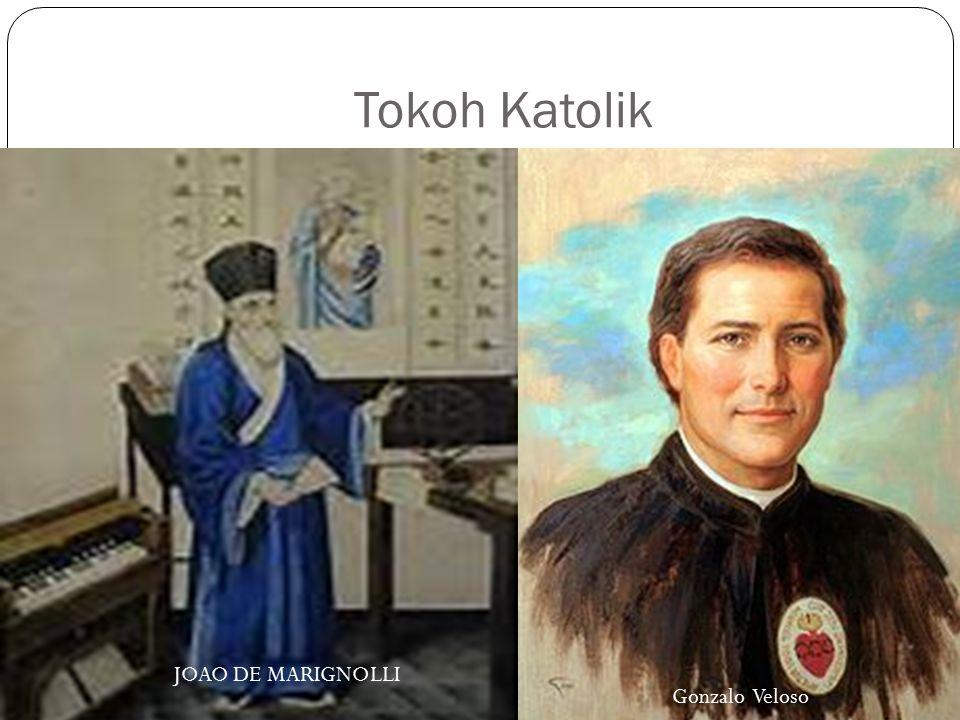 Tokoh Katolik JOAO DE MARIGNOLLI Gonzalo Veloso