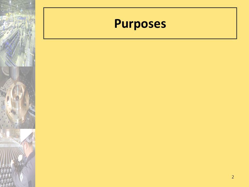2 Purposes