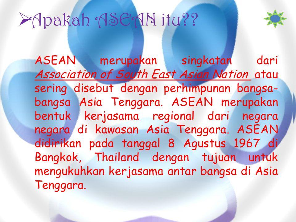 AApakah ASEAN itu?.