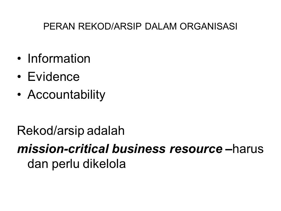 Records management (Parker, 1999:10) is systematic and consistent control of records throughout their life cycle.