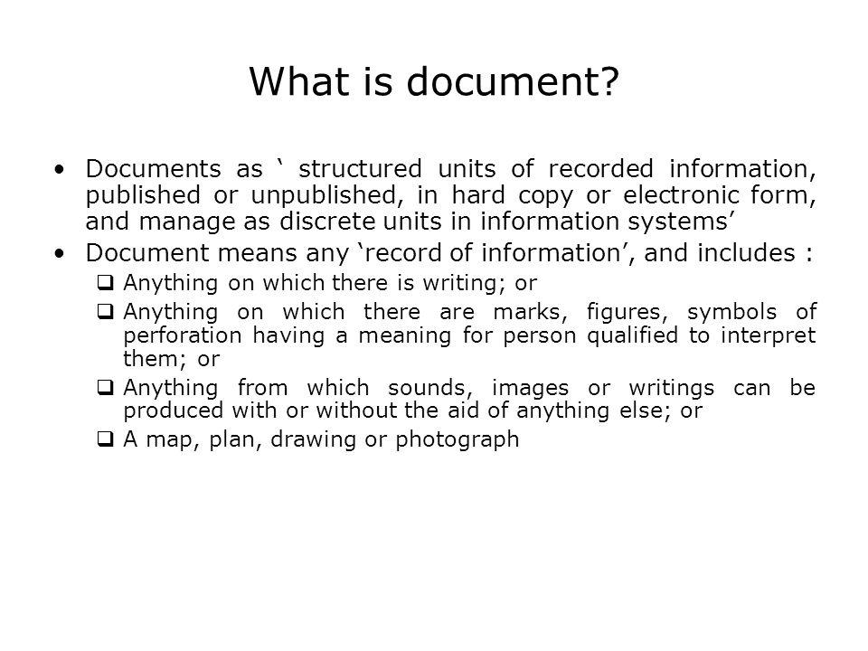 Prinsip-prinsip penghancuran arsip Adanya wewenang/otoritas Timely Aman/rahasia Terdokumentasi Kesesuaian/ramah lingkungan