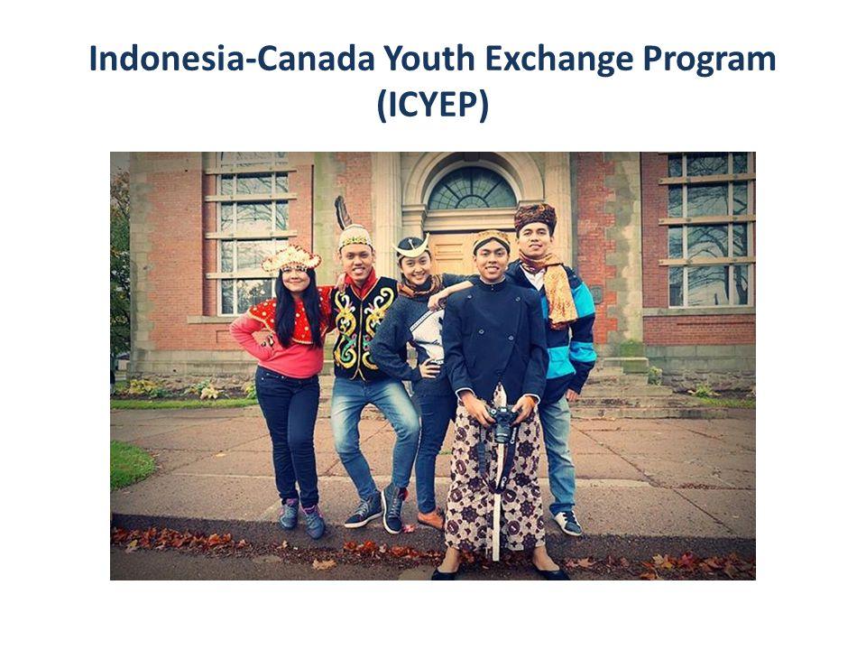 Kerjasama dengan Canada World Youth-Jeunesse Canada Monde (CWY-JCM) Tema: volunteerism.