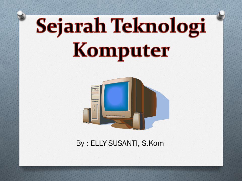 Komputer Generasi Ketiga (1964-1975) O Ciri Ciri Komputer Generasi Ketiga O Komponen elektroniknya berupa IC O Mulai mengenal mutiprogamming dan Multiprocessing O Program dibuat dalam bahasa tingkat tinggi O Sudah menggunakan sistem operasi O Harga semakin murah O Kapasitas menyimpan data sudah mencapai 2 Mb