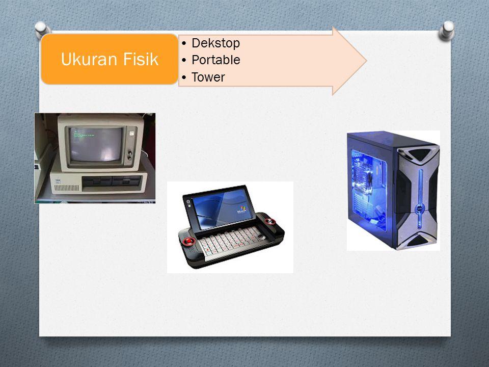 O Contoh komputer generasi ini adalah : O IBM PC/486, O Pentium, Pentium II, Pentium III, Pentium IV, Celeron, dan Inter Core dll