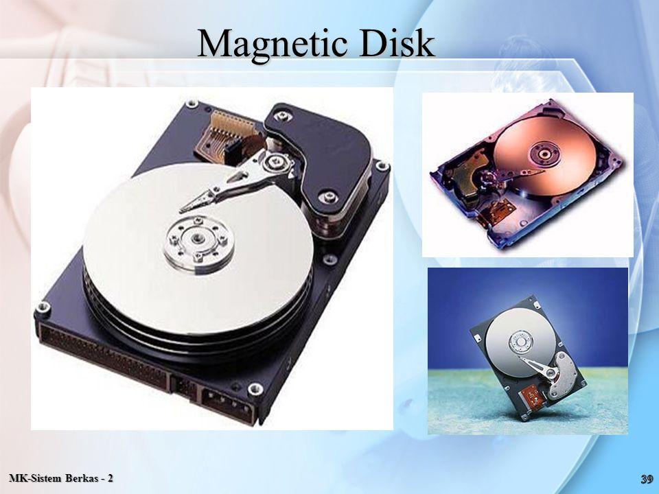 Magnetic Disk MK-Sistem Berkas - 2
