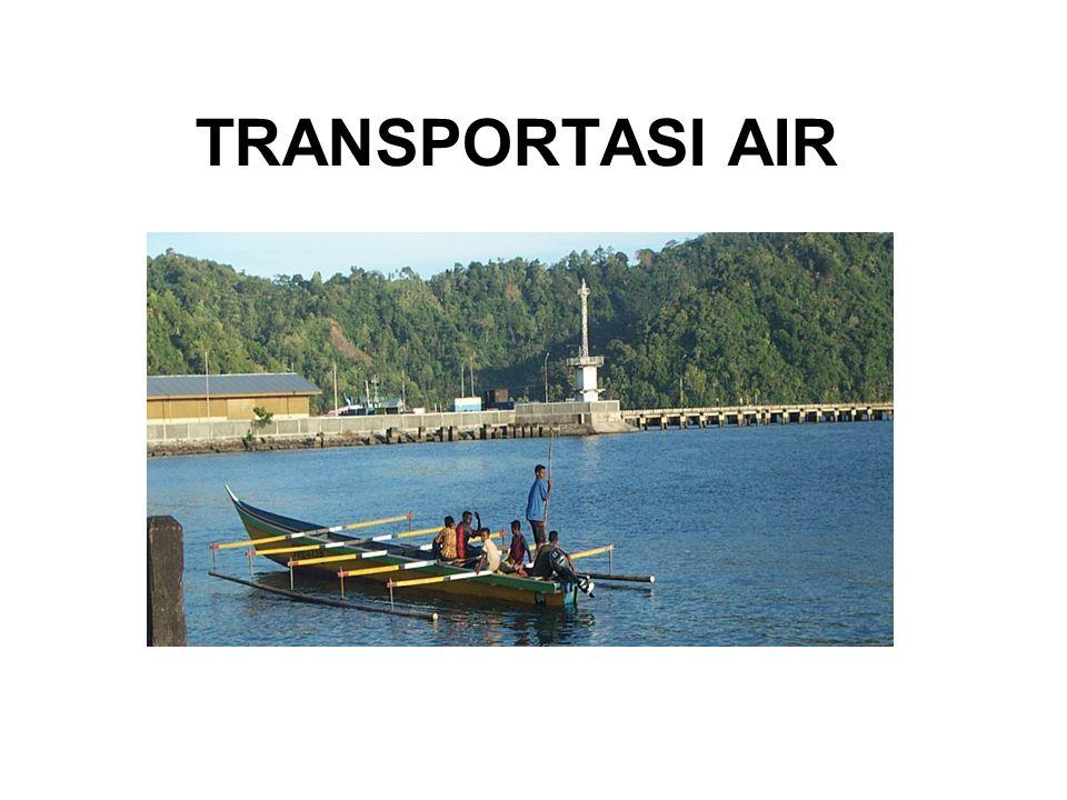 TRANSPORTASI AIR