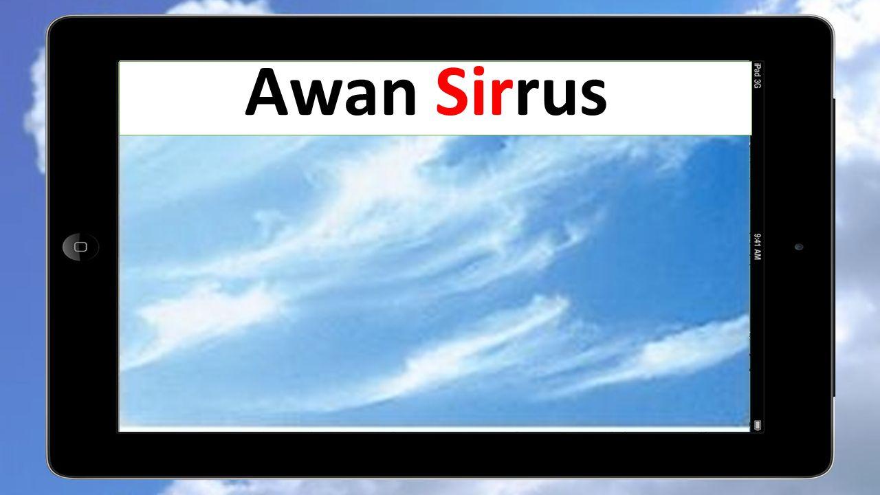 Awan Sirrus