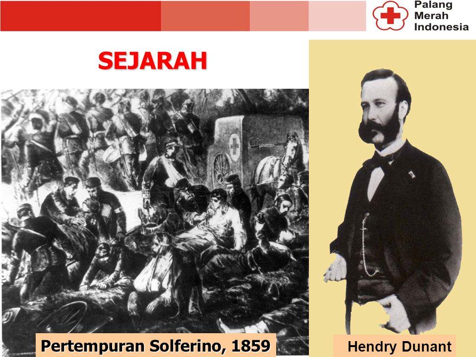 Pertempuran Solferino, 1859 SEJARAH Hendry Dunant
