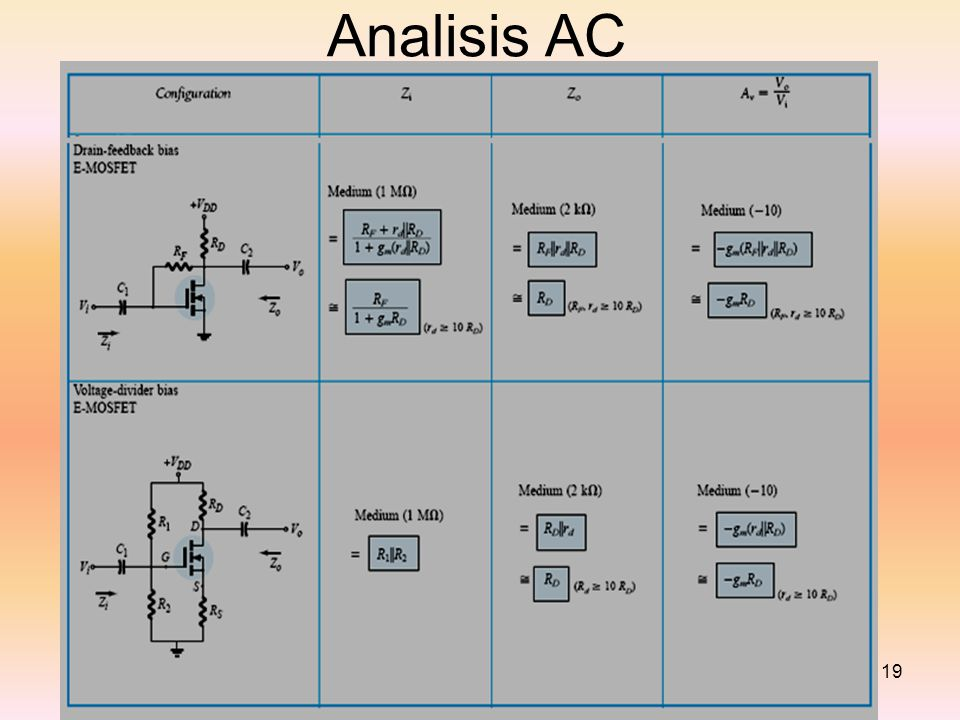 Analisis AC 19