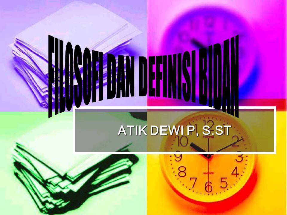 ATIK DEWI P, S.ST
