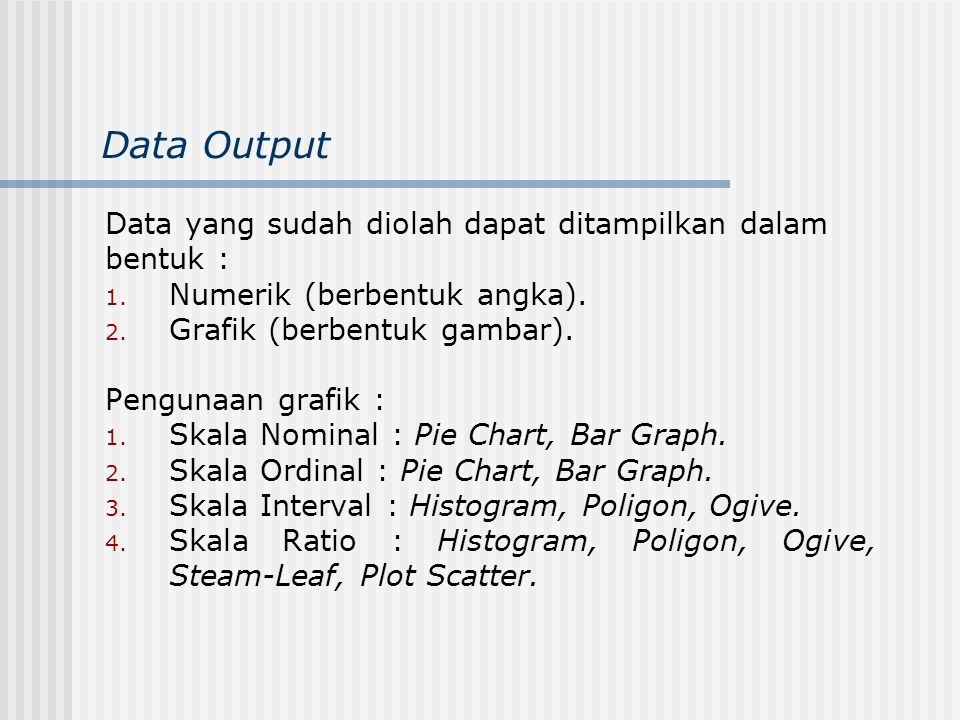 Data Analyzing 1. Analisis Univariat. 2. Analisis Bivariat. 3. Analisis Multivariat.