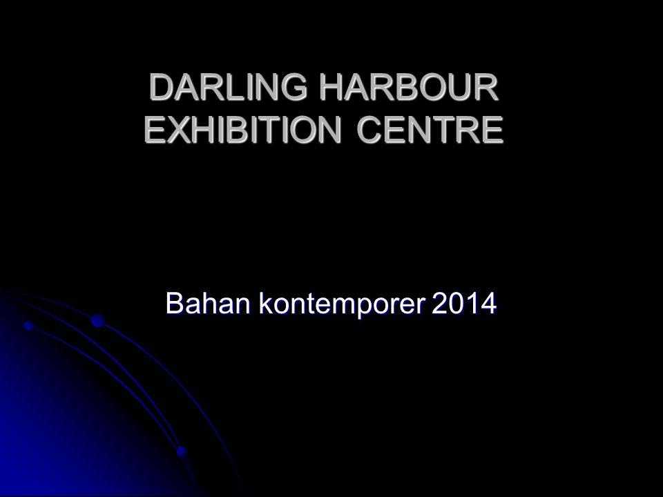 DARLING HARBOUR EXHIBITION CENTRE Bahan kontemporer 2014