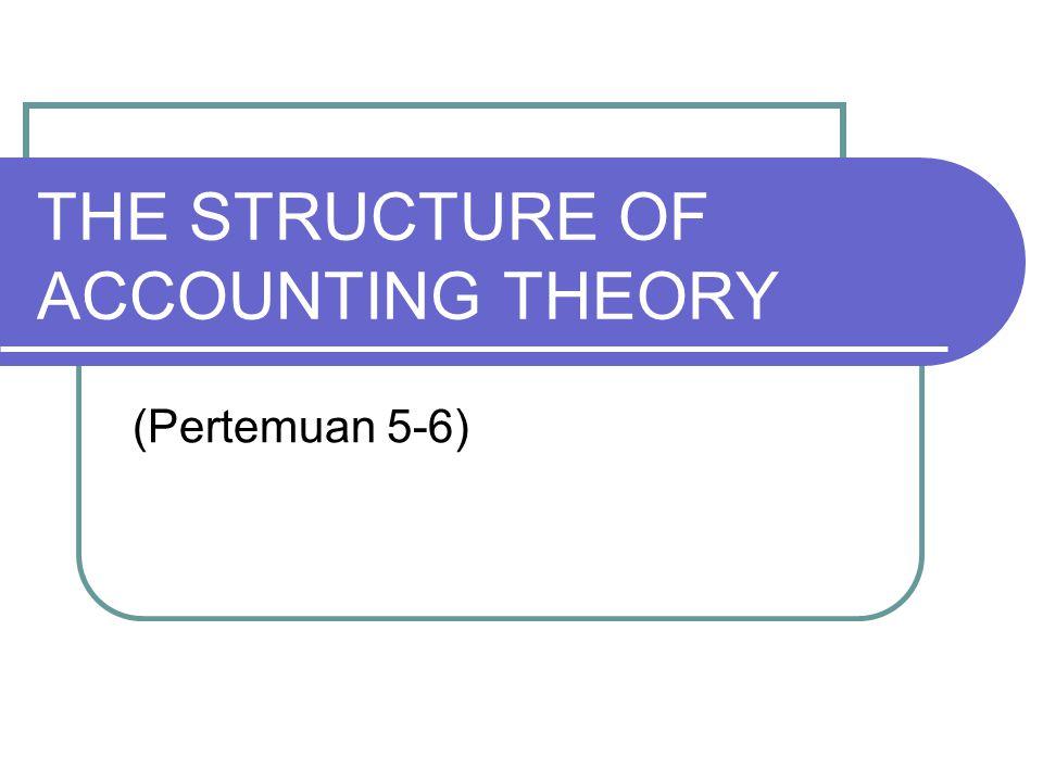 Accounting Theory Teori akuntansi didefinisikan sebagai pengukuran dan pengkomunikasian data yang mengungkapkan aktivitas ekonomi Sehingga terdapat 3 elemen penting: 1.