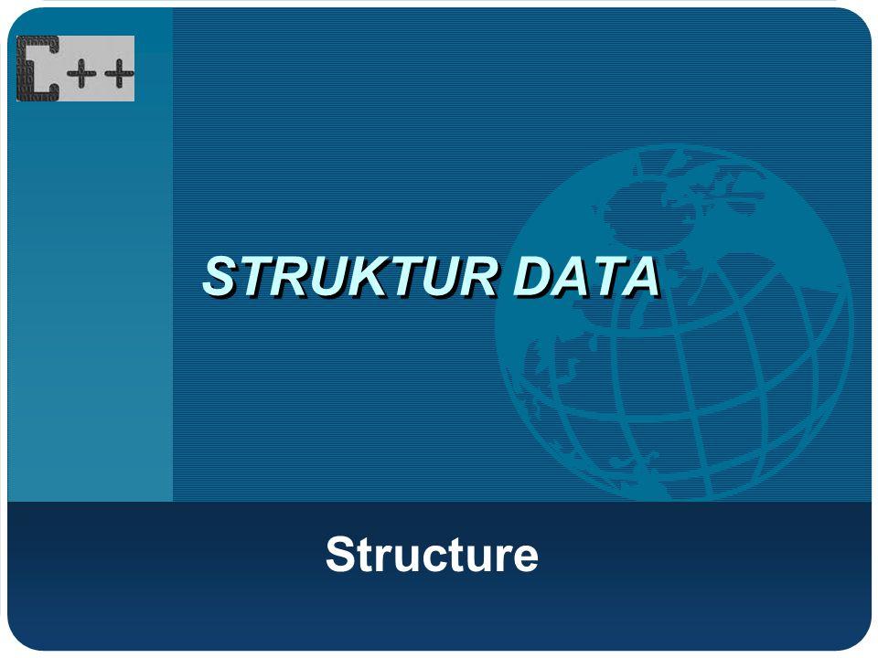 Company LOGO STRUKTUR DATA Structure