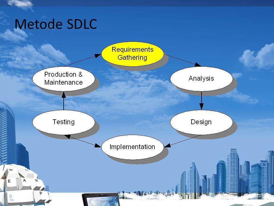 Metode SDLC