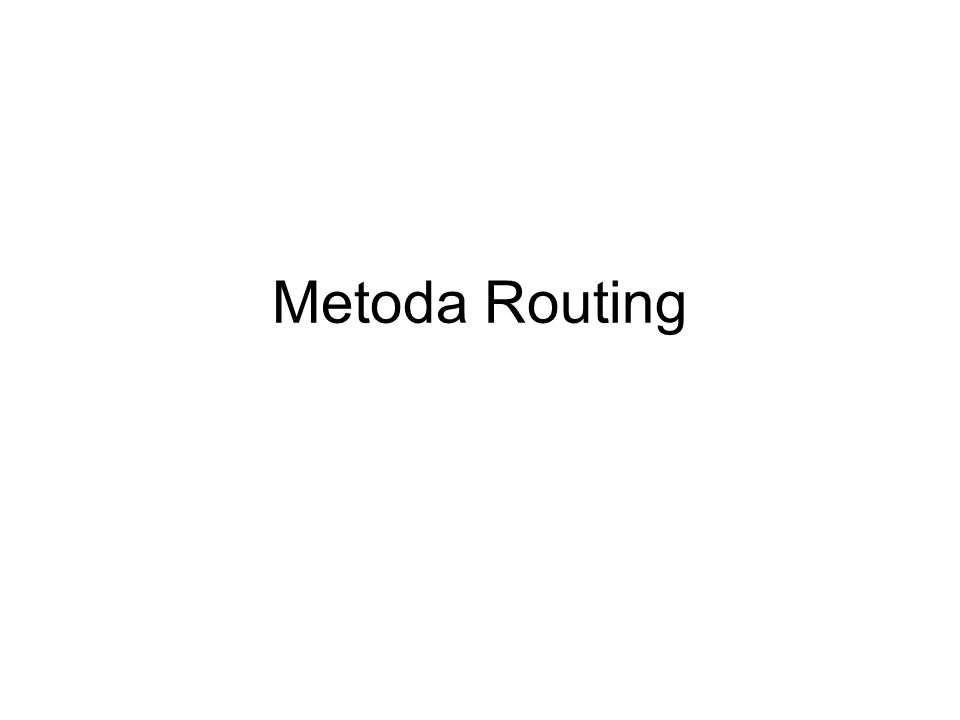 Tabel Routing Mask Destination Address Next-hop Address Flag Reference Count Use Inter- face 255.0.0.0 ……………….