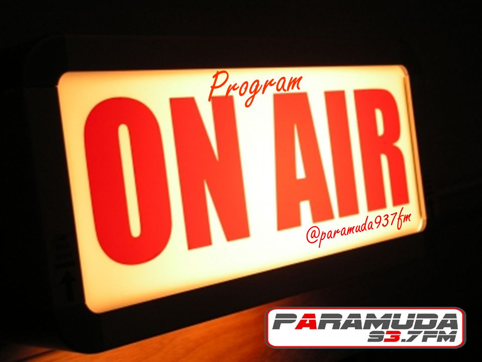 Follow us : @paramuda937fm