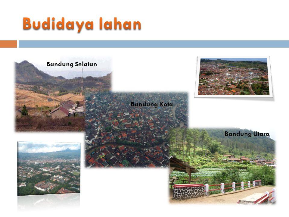 Bandung Selatan Bandung Utara Bandung Kota