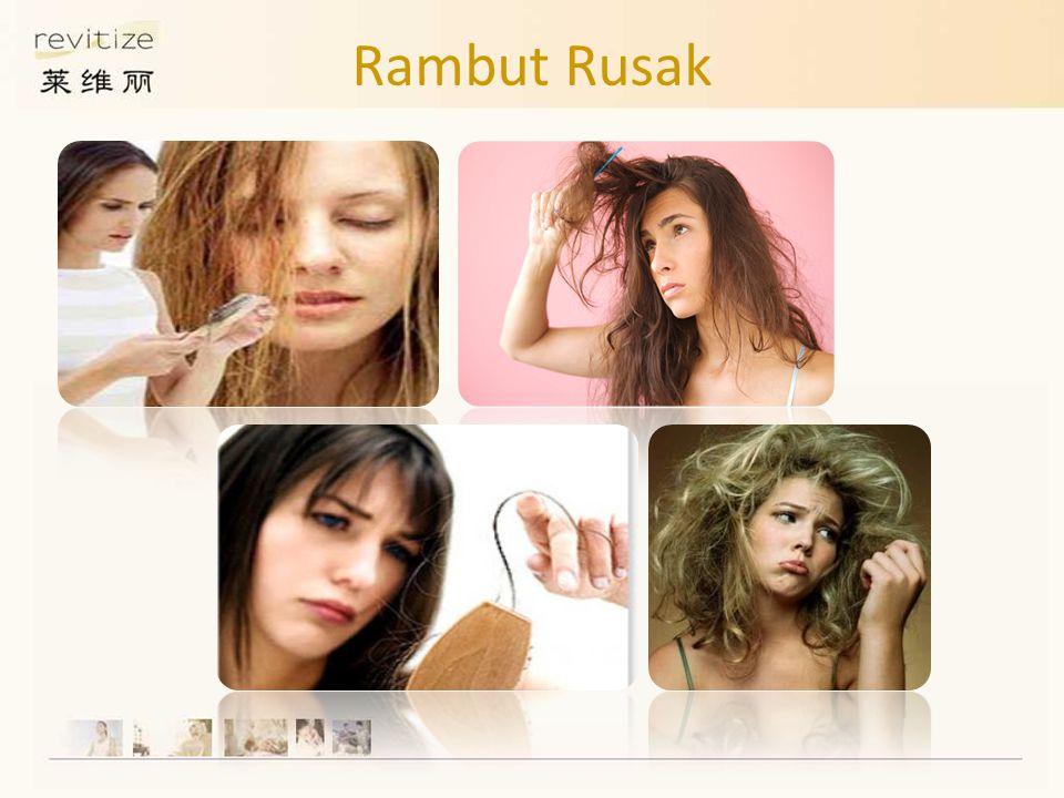 Rambut Rusak