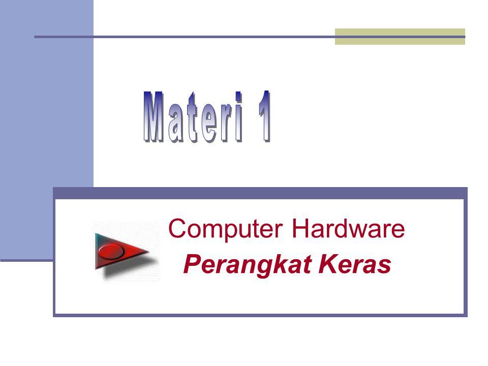 Computer Hardware Perangkat Keras