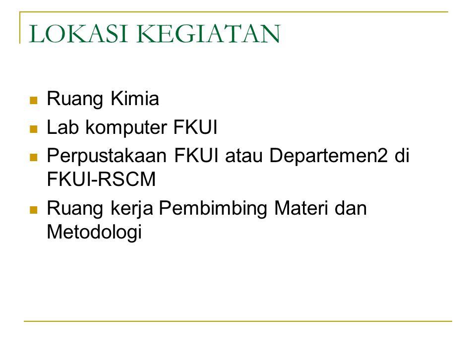Prof.Rianto (Farmakologi) Prof. Rahajuningsih (Patologi Klinik) Prof.