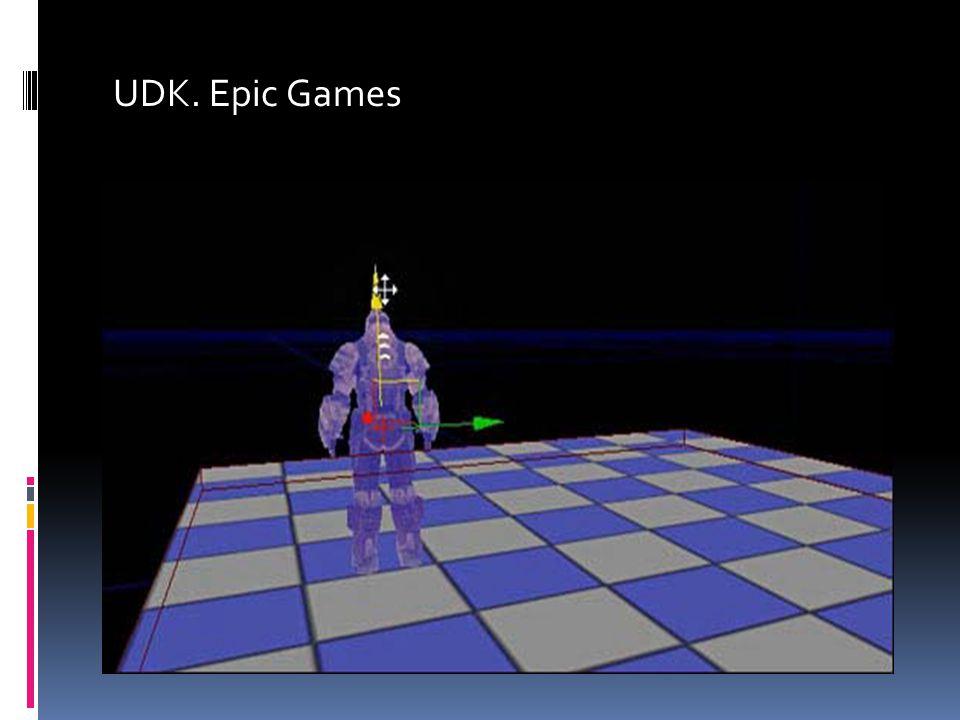 UDK. Epic Games