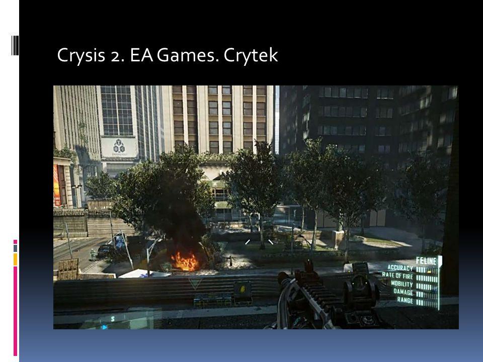 Crysis 2. EA Games. Crytek