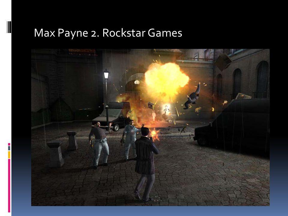 Max Payne 2. Rockstar Games
