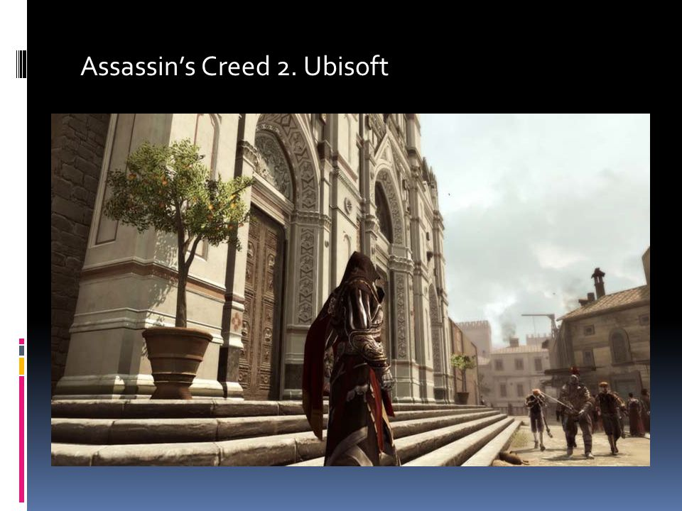 Assassin's Creed 2. Ubisoft