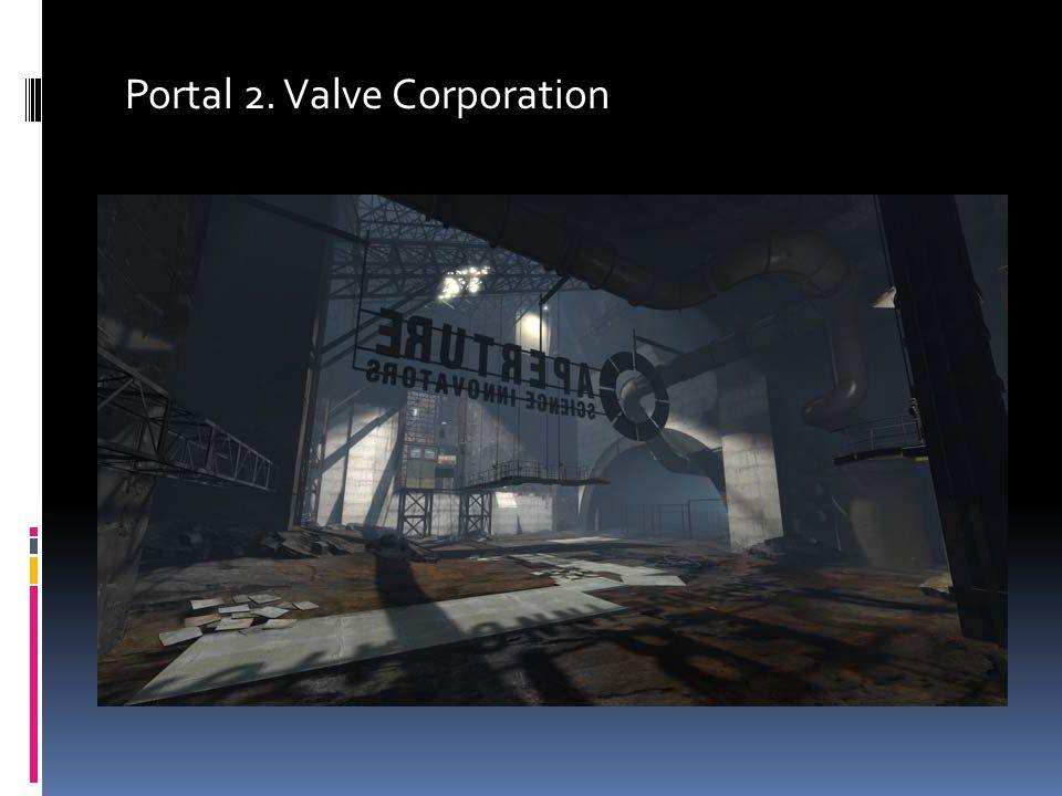Portal 2. Valve Corporation