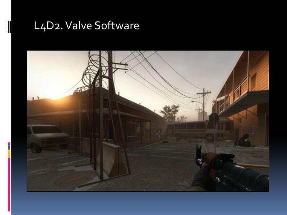L4D2. Valve Software