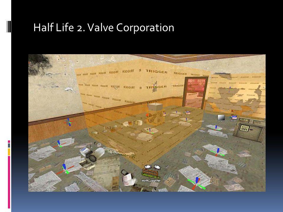 Half Life 2. Valve Corporation