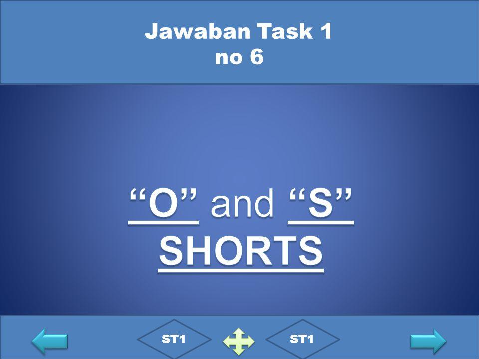Jawaban Task 1 no 6 ST1