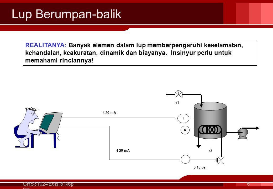 Proses dan Elemen Intrumen CHS31024 Edisi 8 Nop 06 7