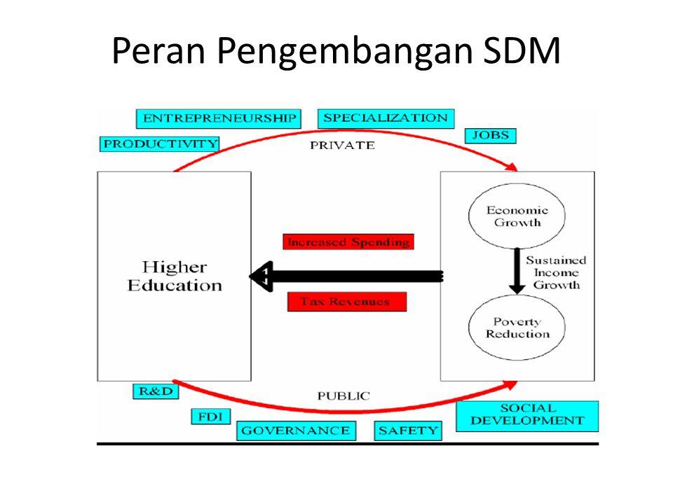 Peran Pengembangan SDM