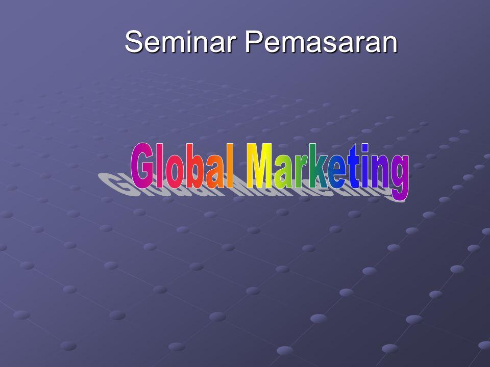 Seminar Pemasaran