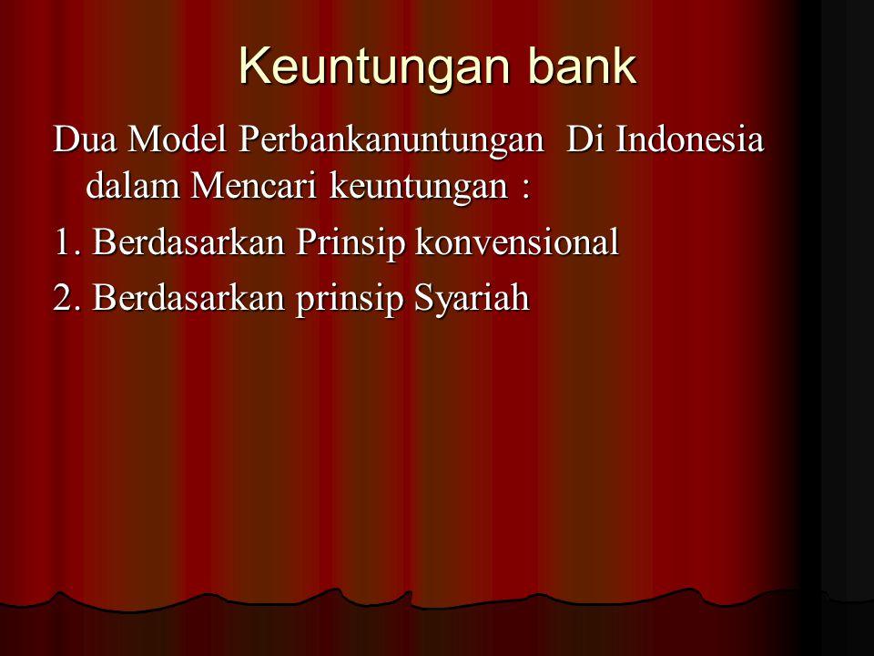 24 Jasa perbankan Kafalah Kafalah Akad pemberian jaminan (makful alaih) yang diberikan satu pihak kepada pihak lain dimana pemberi jaminan (kafiil) be