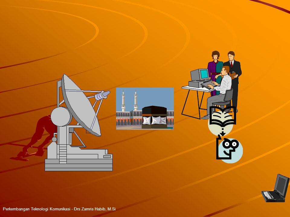 Perkembangan Teknologi Komunikasi - Drs Zamris Habib, M.Si