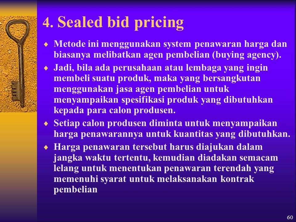 61 PENYESUAIAN-PENYESUAIAN KHUSUS TERHADAP HARGA  Penyesuaian khusus terhadap harga menurut daftar (list price) terdiri atas : 1.Diskon, 2.Allowance 3.Penyesuaian Geografis (Geographical Adjustment)