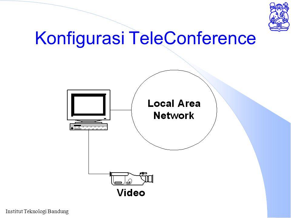 Institut Teknologi Bandung Konfigurasi TeleConference